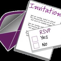 invitation de mariage faire-part baptême étiquette bonnes manières protocole
