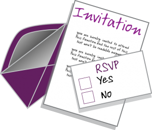 invitation faire-part mariage quelle différence blog bonnes manières savoir-vivre politesse
