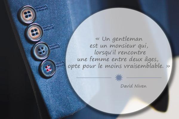 citation gentleman Ally savoir-vivre politesse dandy dandysme style gentlemen lady séduction manières adresse sport voiture luxe costume