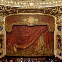théâtre et étiquette théâtre opéra spectacle concert salle opéra garnier paris étiquette protcole nadine de rothschild manières leçon savoir-vivre école sortie amoureux