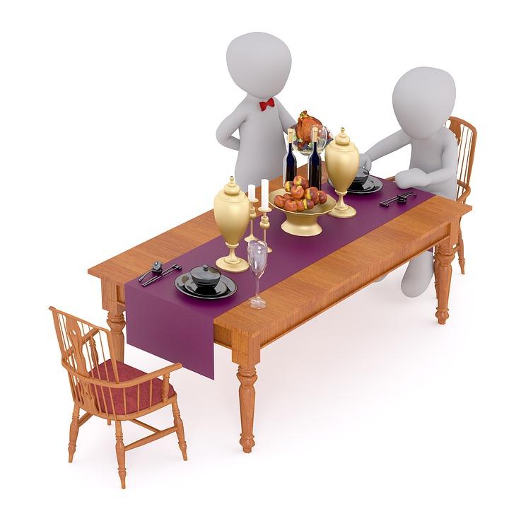 Comment se tenir convenablement table r ponse en 15 - Les bonnes manieres a table en france ...