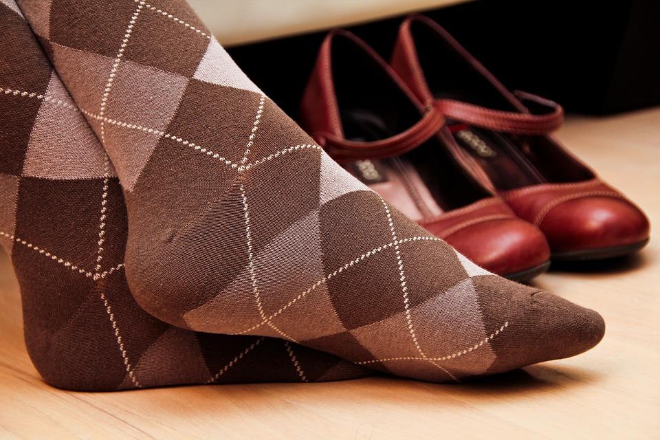 chaussettes affront invité ridicule réception mondanité nadine d rothschild maison blanche