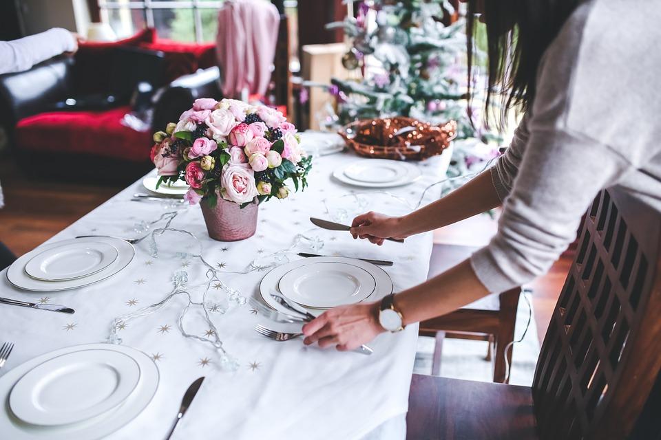 quelles sont les règles d'or pour mettre la table ?   apprendre