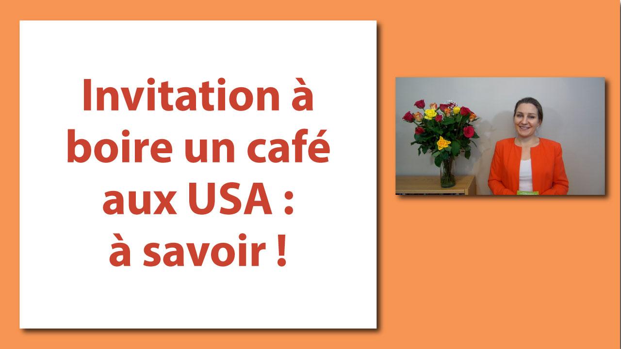 Invitation boire un caf aux usa savoir savoir vivre - Les bonnes manieres a table en france ...