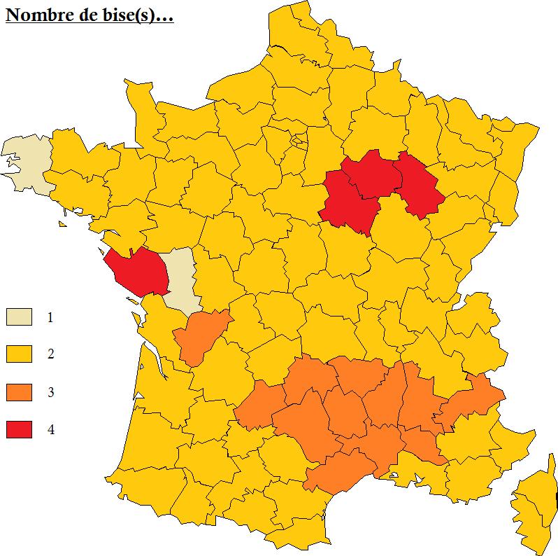 Nombre_de_bise_en_France la bise protocole french kiss air kiss aristocratie bienséance manières étiquette